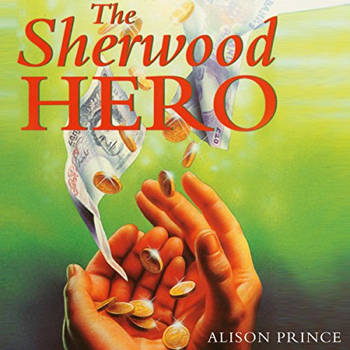 The Sherwood Hero audiobook cover art