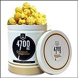 Gourmet Popcorn, Sour Cream & Wasabi Cheese, Tin, 50g