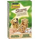 Purina Friskies Stars Biscotti per Cane Aromatizzati con Formaggio e Manzo, 6 Scatole da 320 g Ciascuna