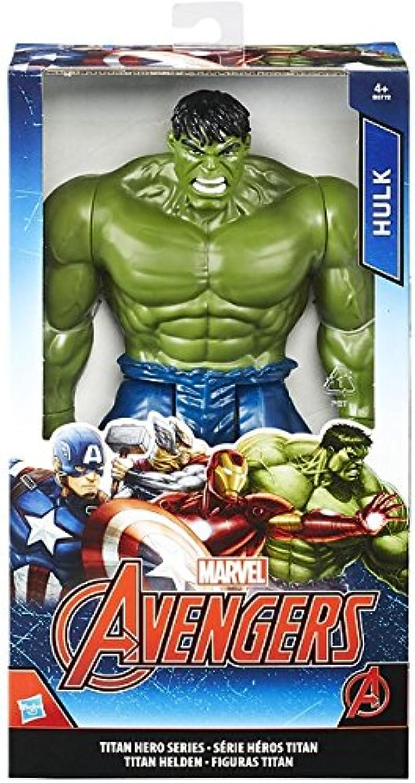 marca en liquidación de venta Avengers Marvel Marvel Marvel Figura Hulk, 30 cm (Hasbro B5772EU4)  punto de venta en línea