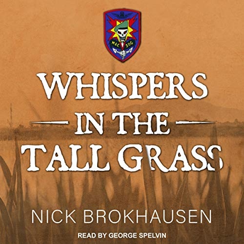 Whispers in the Tall Grass cover art