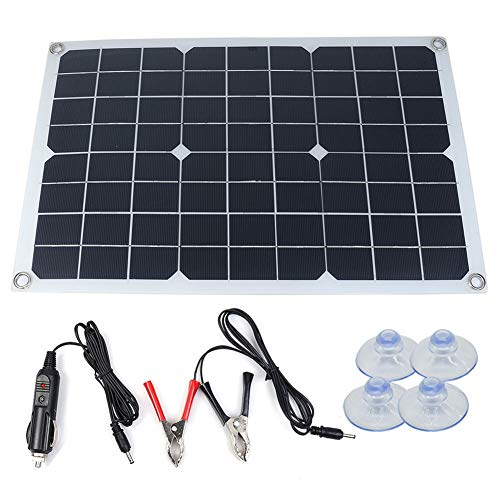 Flexible Monocrystalline Photovoltaic Solar Panel with Car Charger by Shierleng