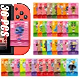 36 Pcs ACNH NFC Tags Game Cards for ACNH Animal New Horizons, Compatible with Switch/Lite/Wii U/New 3DS