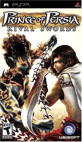 Ubisoft Prince of Persia: Rival Swords, PSP PlayStation Portable (PSP) Inglés vídeo - Juego (PSP, PlayStation Portable (PSP), Acción, T (Teen))