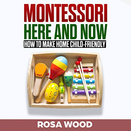 Montessori Here and Now cover art