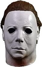 Loftus International Trick or Treat Studios Halloween II Elrod Full Head Mask Black White One-Size Novelty Item