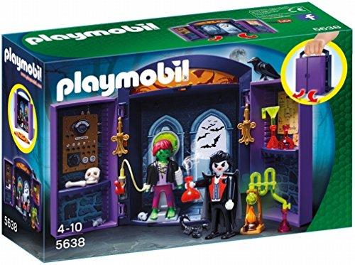 Playmobil Cofre Casa Encantada, única (5638)