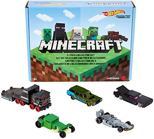 Minecraft HW 5PK (SIOC) - 4LB
