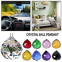 クリスタルボールペンダント明るい色と優れた屈折効果クリスタルビーズカーテンペンダント照明ボールアクセサリー