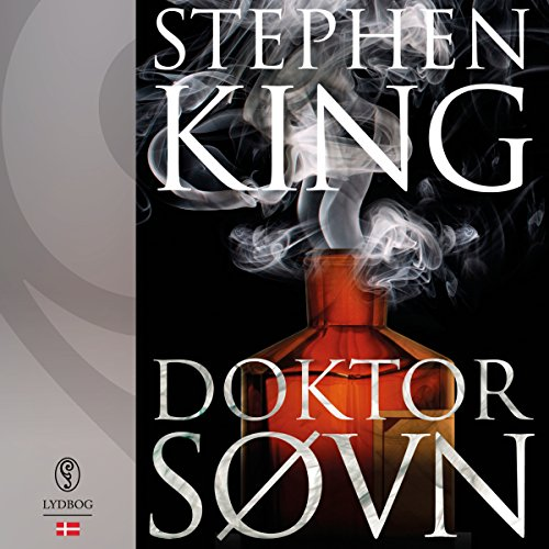 Doktor Søvn (Danish Edition) audiobook cover art