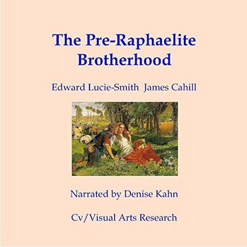 The Pre-Raphaelite Brotherhood audiobook cover art