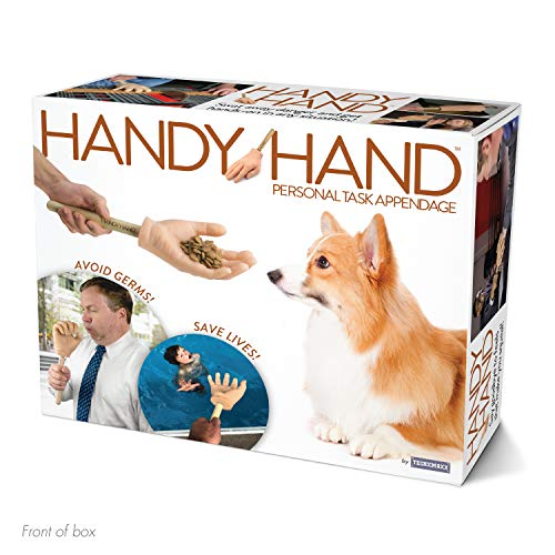 "Prank Pack 'Handy Hand"" - Wrap Your Real Gift in a Funny Joke Gift Box - by Prank-O 