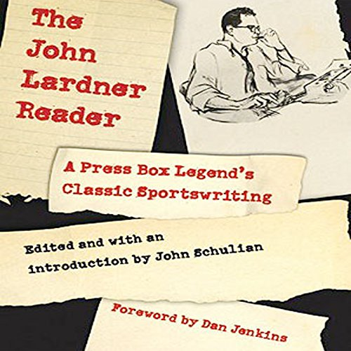 The John Lardner Reader cover art