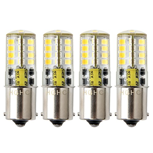 Bombilla LED BA15s 12V AC / DC 1156 1141 S8 base de contacto simple, b