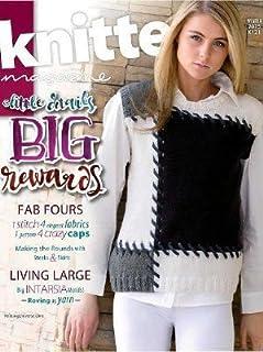 Knitters' Magazine Winter 2015 K121