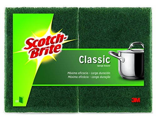 Scotch-Brite Salvauñas Laminado, Verde-Clásico, 2 Unidades