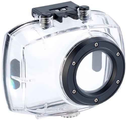 Somikon Zubehör zu Action-Cam Full HD: 4-teiliges Zubehör-Set für 3in1-Action-Cam DV-1200 (Outdoor Helm Camcorder)