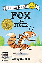Fox the Tiger, books for beginning readers