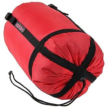 ALPIDEX Housse Sac Compression pour Sac de Couchage Vêtements Camping Sac Rangement