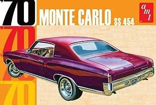 AMT AMT928 1:25 Scale 1970 Chevy Monte Carlo Plastic Model