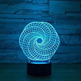 Zoom IMG-1 circle summary 7 color lamp