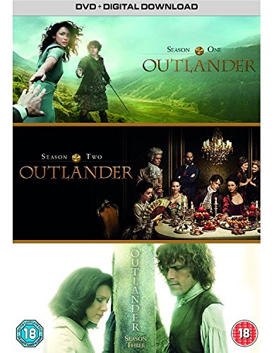 DVD16 - Outlander - Seasons 1-3 (16 DVD)