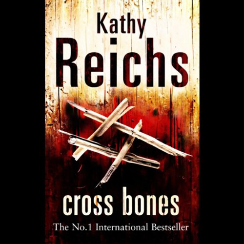 Cross Bones audiobook cover art