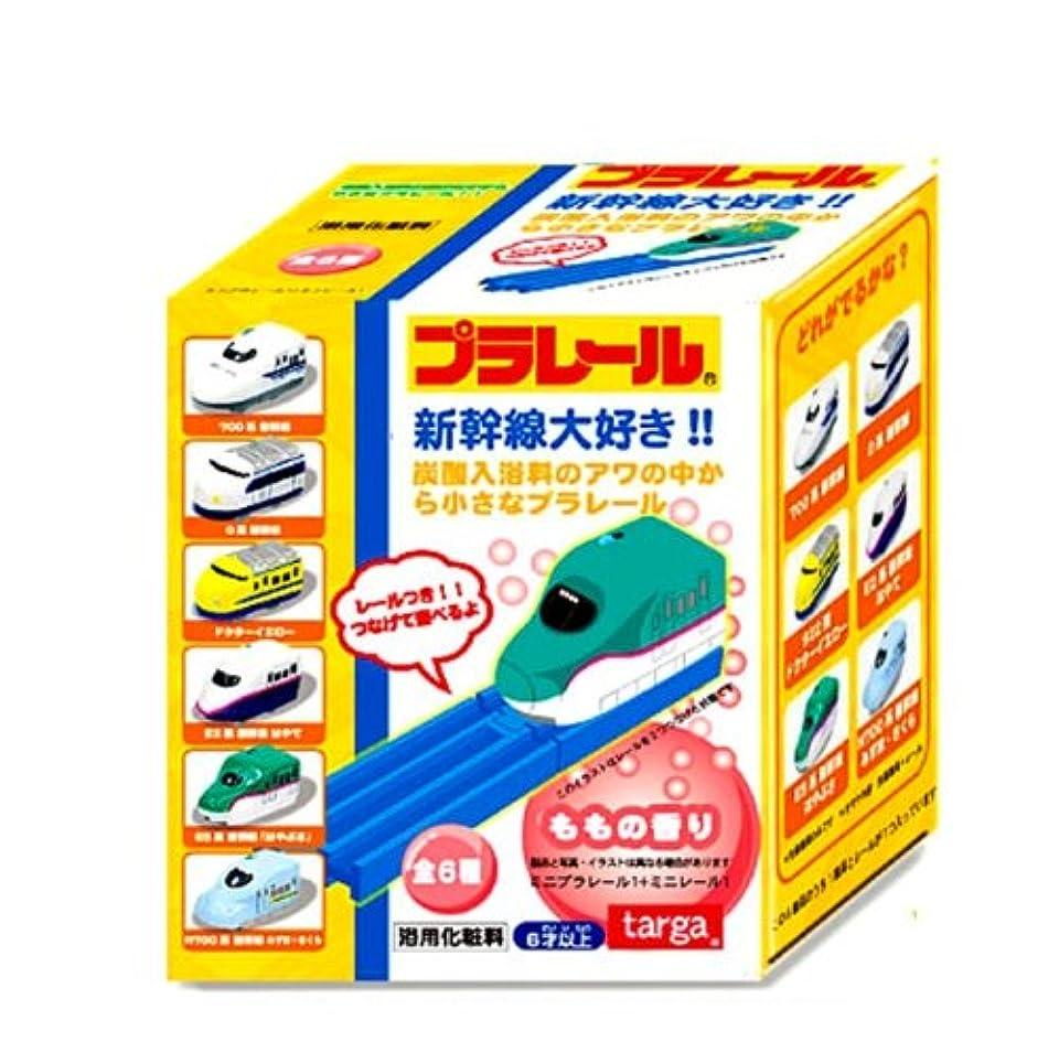 ポークバンガロービルプラレール炭酸入浴料 BOX