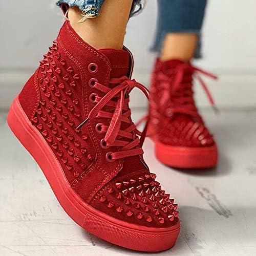 Shelikes Chaussures de travail unisexe /à talon bas pour homme et femme