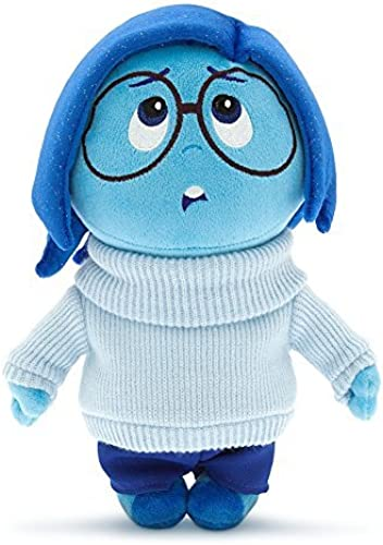 Authentic Disney Store Inside Out Sadness Plush Doll  11 Toy by Disney