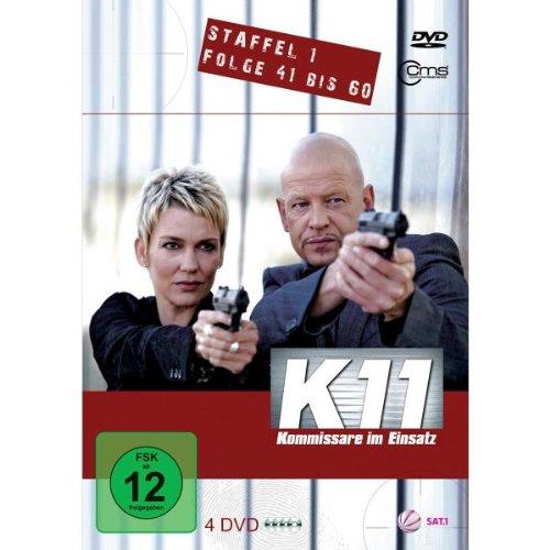 Kommissare im Einsatz: Staffel 1, Folge 41-60 (4 DVDs)