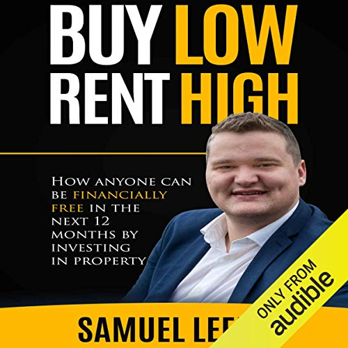 Buy Low Rent High audiobook cover art
