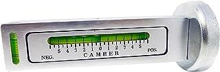 Homyl Ferramenta de alinhamento de roda ajustável magnética, ajuste de -5 graus a 5 graus
