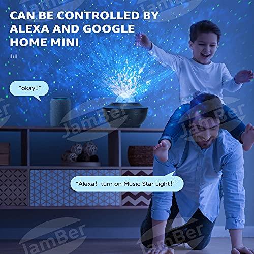 JamBer Iluminación infantil nocturna