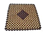 Q1 Beads S/M/L/XL/XXL Wooden bead seat cover cushion for swift,baleno,Tiago,Polo,Dzire,Etios,chair, i10,i20,Ignis,alto,kwid,celerio,WagonR,innova,duster,figo,verna,city,Ertiga,Seltos,ciaz