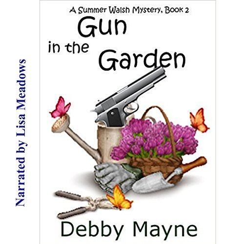 Gun in the Garden audiobook cover art