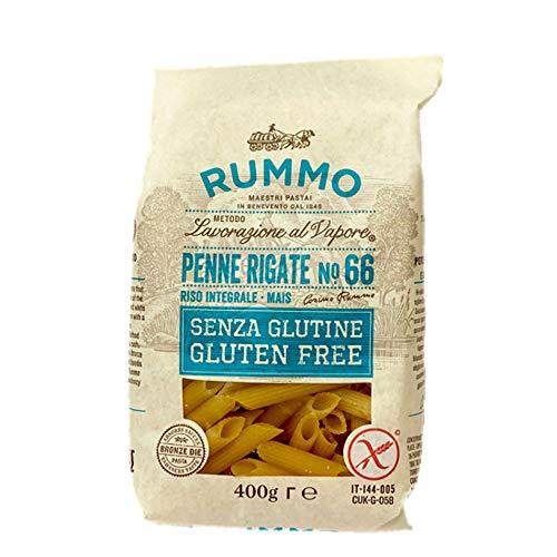 RUMMO (ルンモ) グルテンフリー ペンネリガーテ No.66 400g