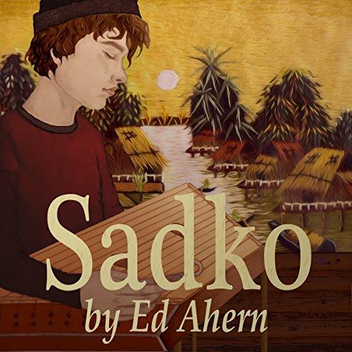 Sadko audiobook cover art