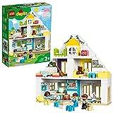 LEGO 10929 Duplo Town Casa de Juegos Modular, Juguete 3en1, Casa de...