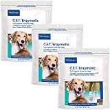 C.E.T. Enzymatic Oral Chew Dog Over 50 lbs 30ct (3 Pack), Model: 90607-3