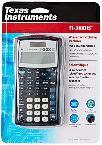 Texas Instruments TI-30XII Solar schoolrekenmachine