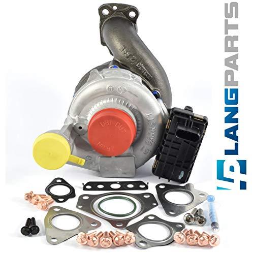 Turbolader 765155 mit Dichtungsatz Montagesatz (Preis inklusive 150,00€ Pfand) OM642