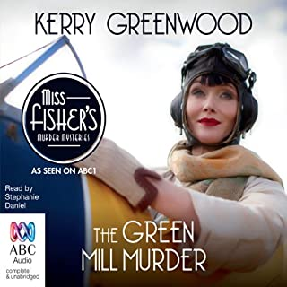The Green Mill Murder cover art