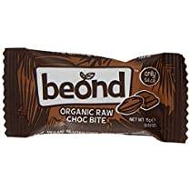 Beond Organic Raw Choc Bar Mini Size 15 g (Pack of 36)