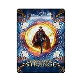 Affiche rétro Doctor Strange Stephen Vincent Strange Movie 3 - En métal - Art chic - Peinture sur fer - Pour bar, café, famille, garage, décoration murale - 40 x 30 cm