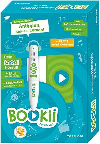 BOOKii® Der Hörstift. Mit vielen vorinstallierten Titeln und für alle weiteren Produkte der BOOKii-Welt!: Antippen, Spielen, Lernen! (BOOKii / Antippen, Spielen, Lernen)