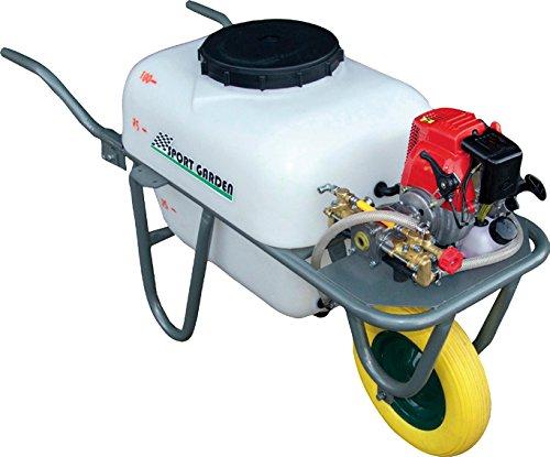 Marca Sg Carretilla - Fumigadora Gas.1 Rue.2T 26Cc 100L 20Bar