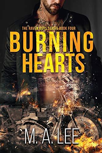 Burning Hearts (4) (Raven Boys)