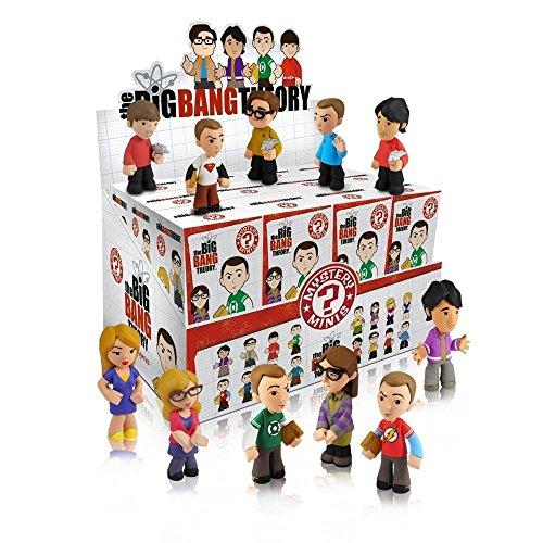 Funko - Figurine - The Big Bang Theory - Mystery Mini Blind Box - 1 figurine Aléatoire 6cm