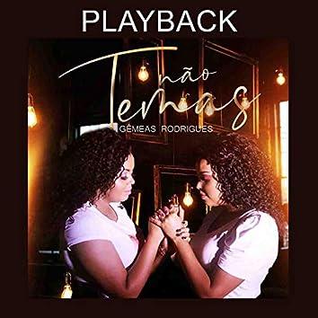 Não Temas (Playback)